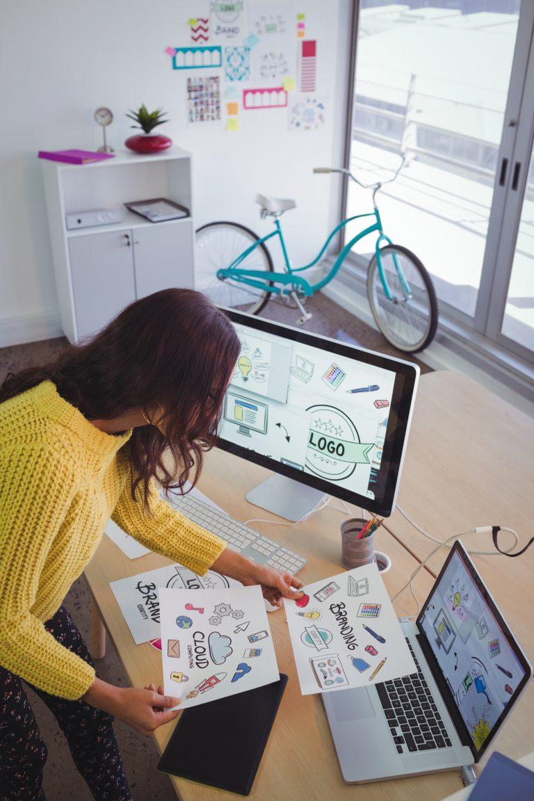Digital design and branding